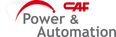 CAF POWER & AUTOMATION