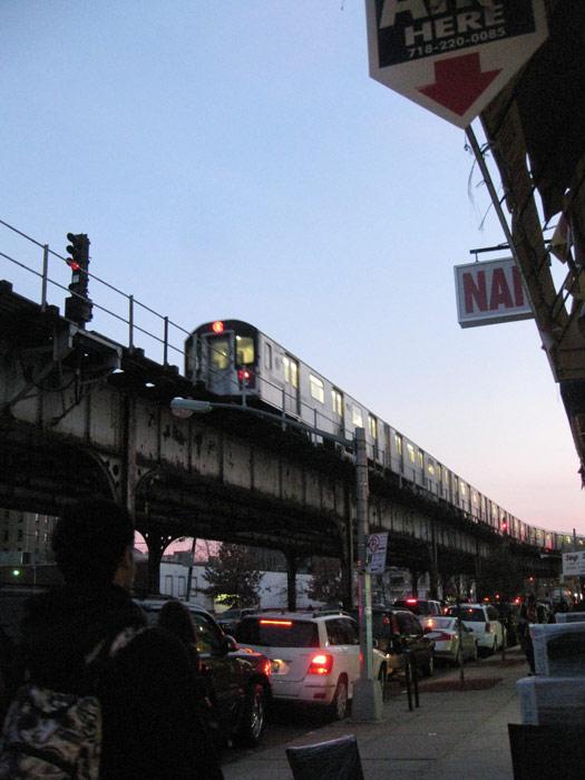 En el metro ny - 3 part 6