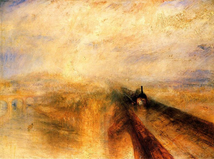 "Willian Turner, ""Rain, Steam and Speed. The Great Western Railway"